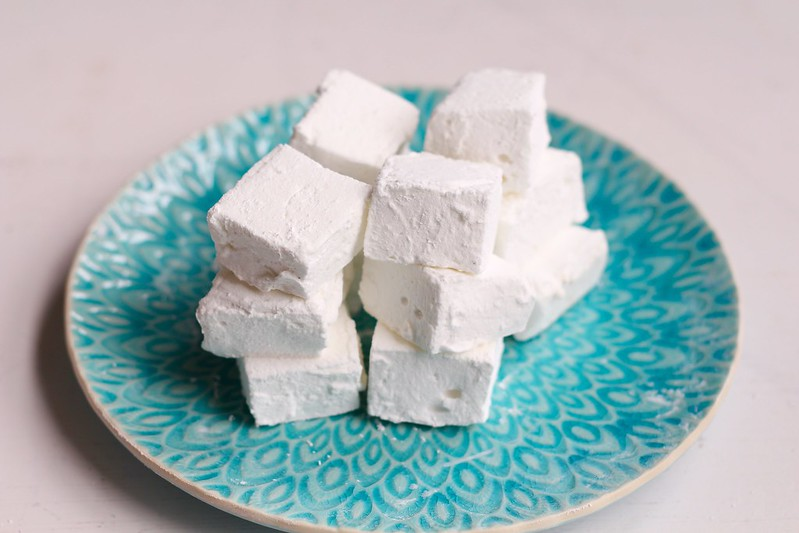 vanilla bean marshmallows