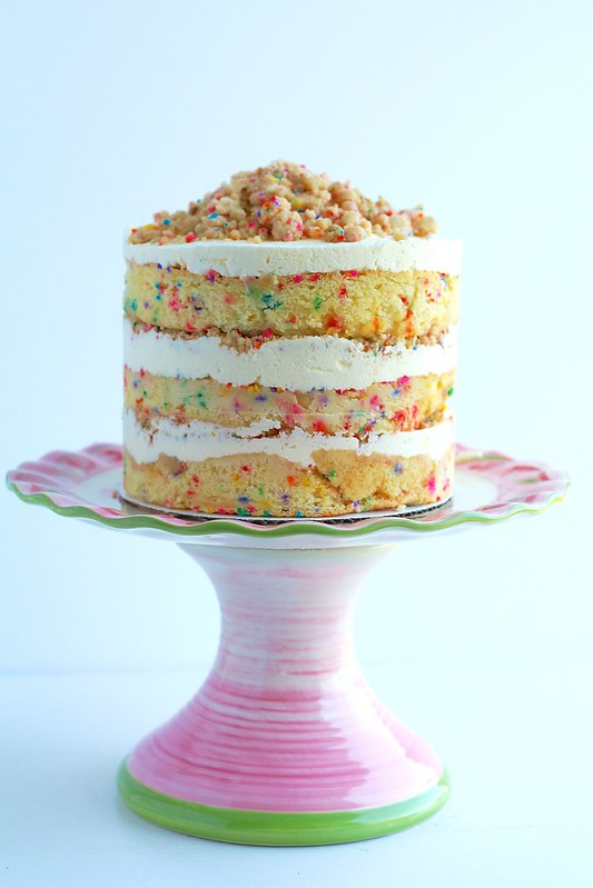 Milk Bar Birthday Cake