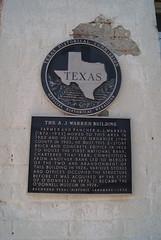 Photo of Black plaque № 13179