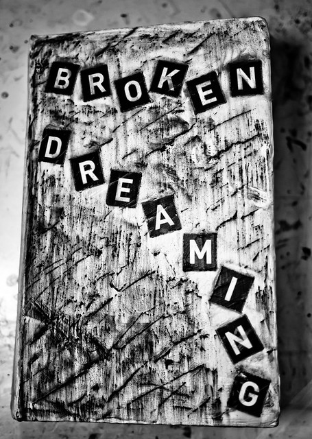 Broken Dreaming - Front Cover