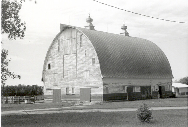 Herman F Micheel Gothic Arched Roof Barn Brookings