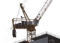 Building Construction and Crane