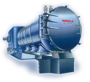 Horizontal Thermic Fluid Heater by boilersmfgindia