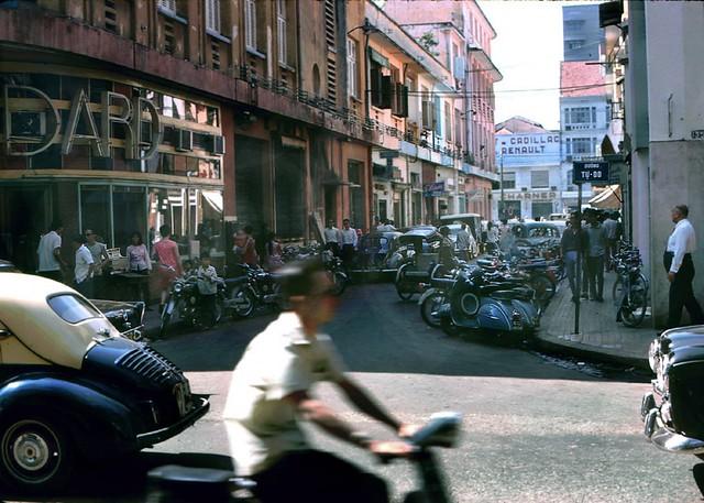 SAIGON 1967-68 - Góc Tự Do-Nguyễn Thiệp