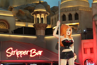 Stripper bar by quinnanya @ flickr