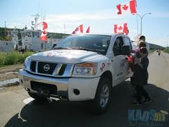 Canada Day Parade 2011