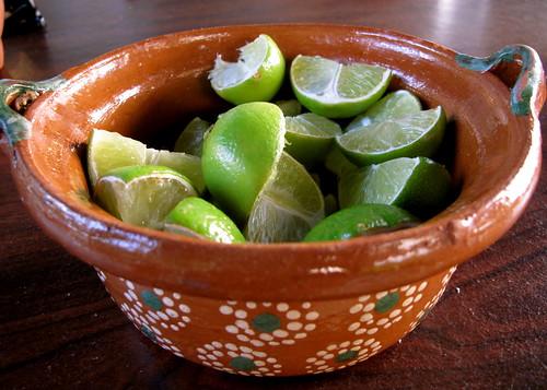 I love lime.