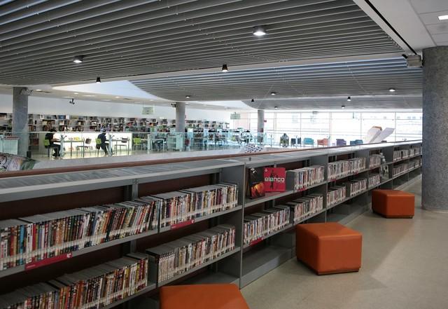 biblioteca de são paulo carandiru