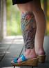 Jade's tebori tattoo Tebori Tattoo design