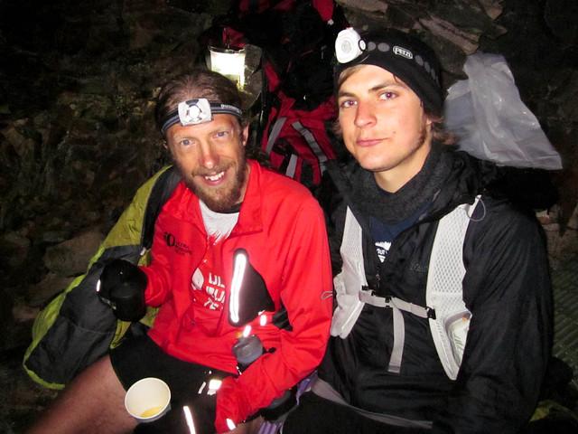 Kroger's with Clarky, Hardrock 2011