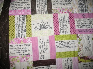 Section of Margies quilt 2