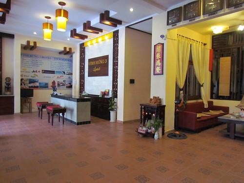 Hoi An Vinh Hung 3 Hotel Reception & Lobby