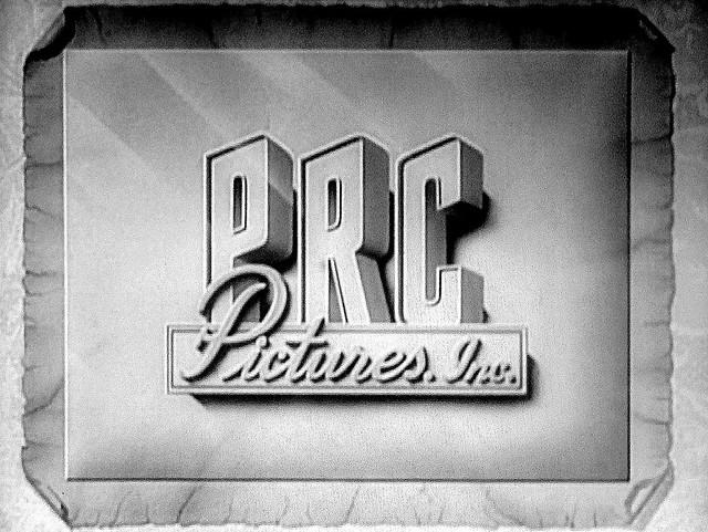 Studio Logo PRC Pictures. Inc. 1952