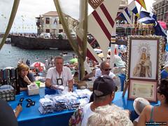 Puesto de la Cofradía - Fiestas de Julio 2011 - Puerto de la Cruz - 14