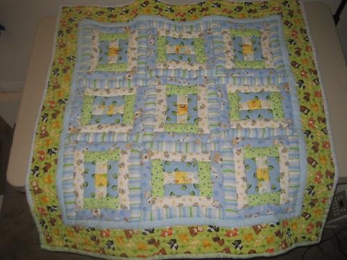Bobby Jr's quilt