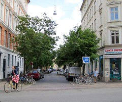 Streetscape, Istedgade