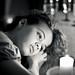 A lume di candela (con la recensione obiettivo 50mm f/1,2) [explored] by Luiz L.
