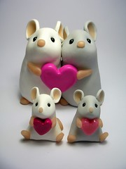 Love Mouse Couple