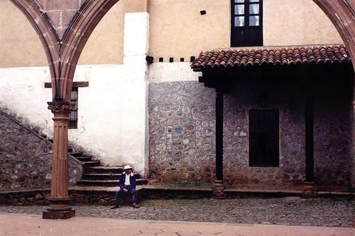 Patzcuaro wall