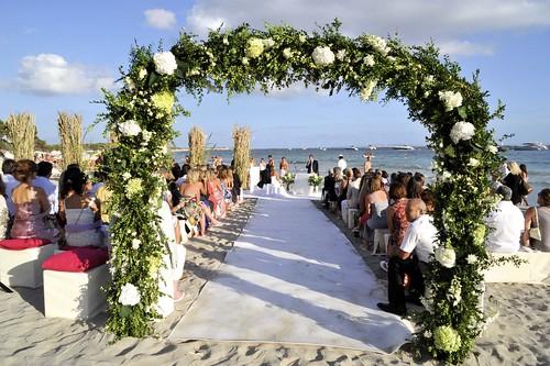 Guarana (Salinas Beach Club), Ibiza Wedding Venue
