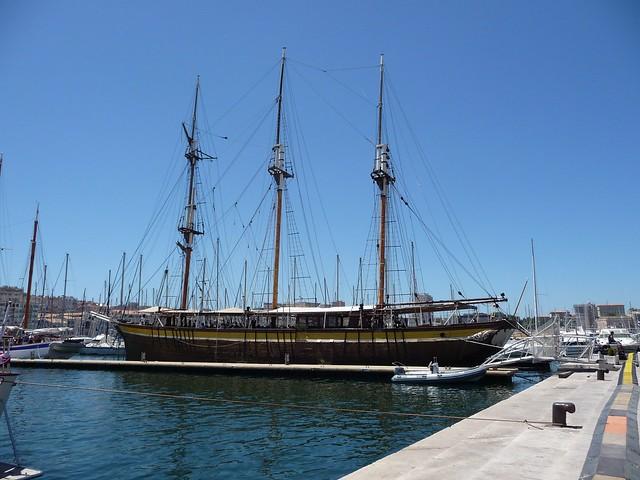 vieux port de marseille flickr photo