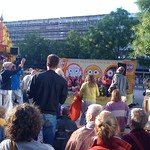 Hare Krishna activity, Berlin