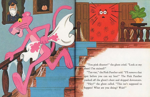 The Pink Panther in the Haunted House00017