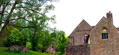 St Briavels Castle, Gloucestershire (1 of 2). By Thomas Tolkien