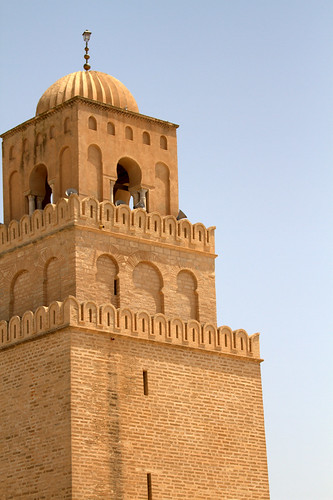 The Mosque of Uqba
