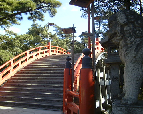 Sumiyoshi Shrine, Osaka