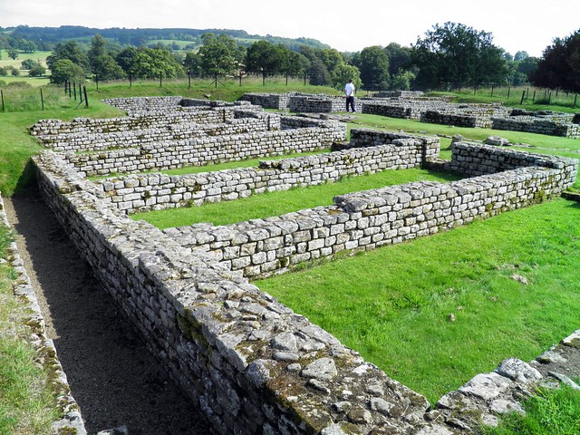 The Barracks, Chesters Roman Fort