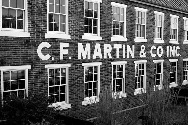 C. F. Martin Factory