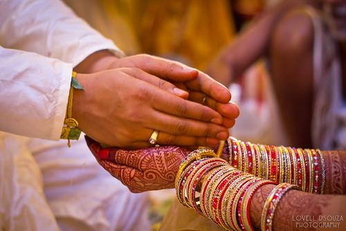 Lekha and Patanjali – Wedding, Hyderabad