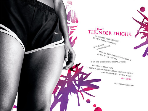 Nike - My Thighs