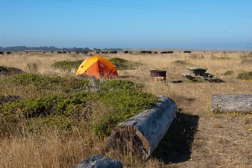Manchester Beach State Park Campground