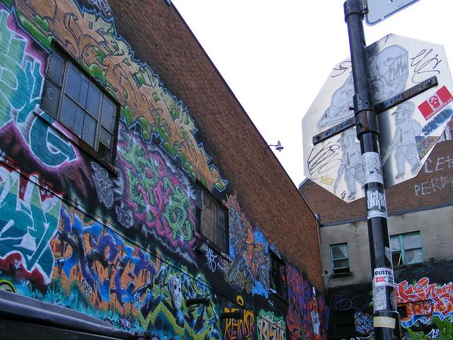 Montreal's Street Art