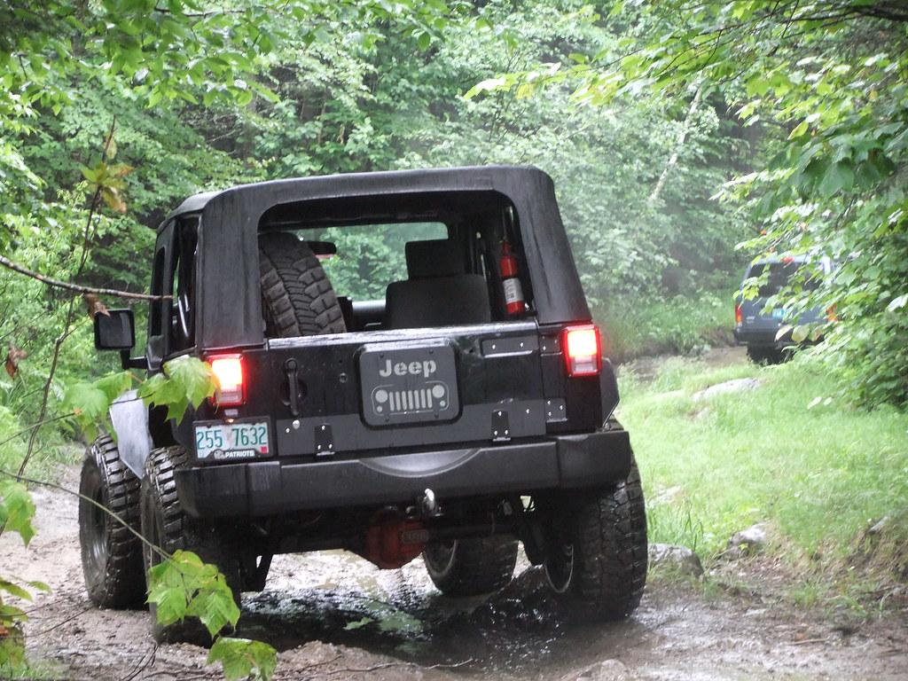 Jeep Wrangler JL 2018+ WARN 104070 Spare Rear Tire Delete Plate Fits