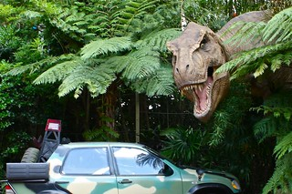 Universal - Jurassic Parking