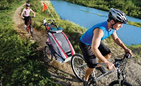 chariot-bike-trailers