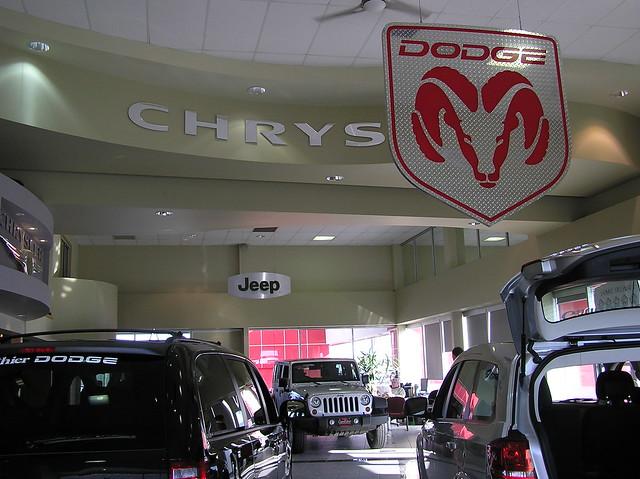 Chrysler dealerships - a gallery on Flickr