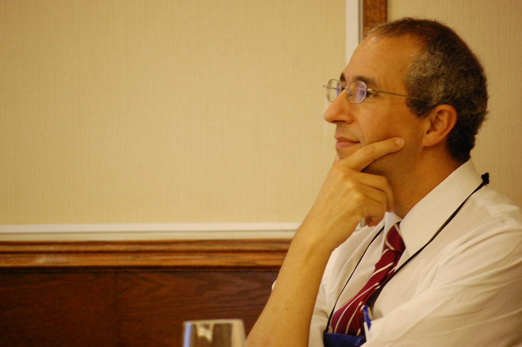 David Bishai, JHSPH
