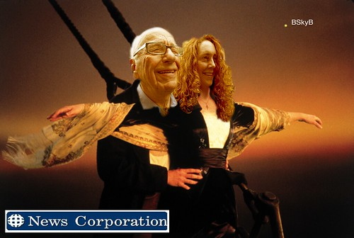 NEWS TITANIC (Revised) by Colonel Flick