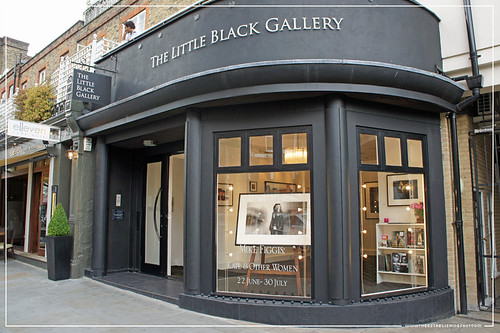 The Establishing Shot: THE LITTLE BLACK GALLERY - MIKE FIGGIS: KATE & OTHER WOMEN EXHIBITION