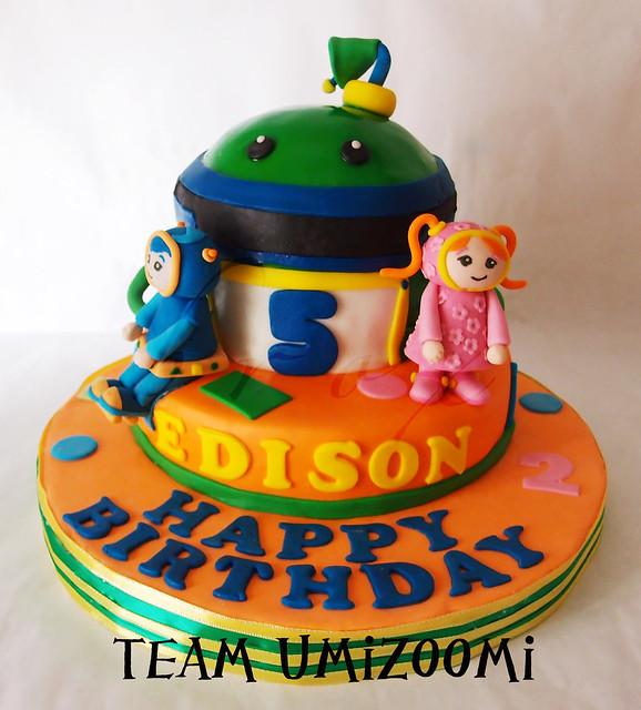 5932727581 23ba9250e3 z jpgTeam Umizoomi Cake