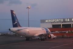 SATA International Airbus A320-214; CS-TKK@FNC;11.07.2011/606bi