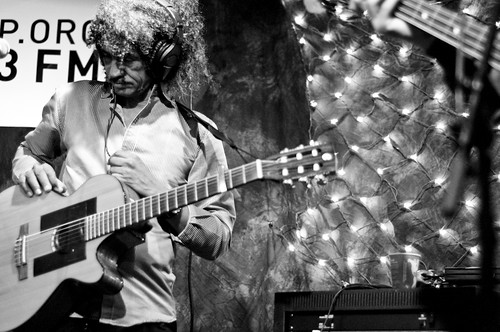 Tinariwen in the KEXP studios 7-19-11