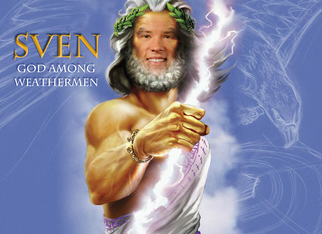 Zeus Greek God