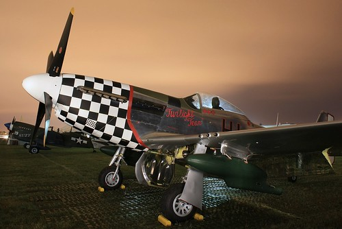 P-51 Twilight Tear