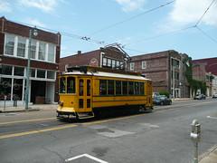 Memphis Tram on Main Street