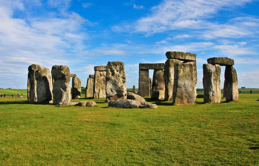 Stonehenge Elevation : Elevation of parsonage ln market lavington devizes